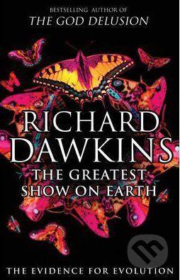 Dawkins Richard: Greatest Show on Earth: The Evidence for Evolution cena od 242 Kč