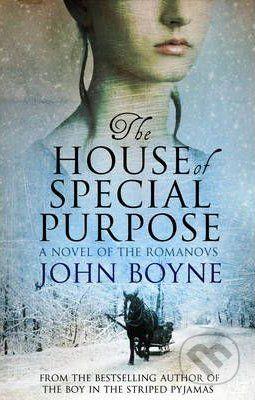 Black Swan The House of special Purpose - John Boyne cena od 189 Kč