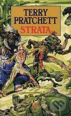 Corgi Books Strata - Terry Pratchett cena od 194 Kč