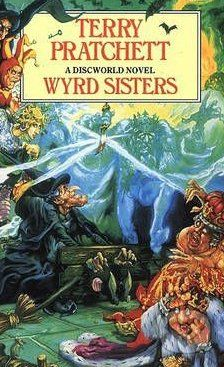 XXL obrazek Pratchett Terry: Wyrd Sisters (Discworld Novel #6)