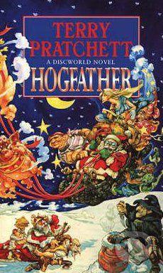 Pratchett Terry: Hogfather (Discworld Novel #20) cena od 209 Kč