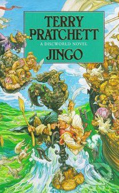 Pratchett Terry: Jingo (Discworld Novel #21) cena od 192 Kč