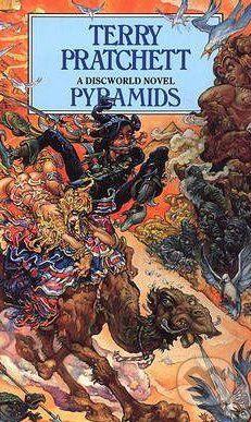 Pratchett Terry: Pyramids (Discworld Novel #7) cena od 176 Kč