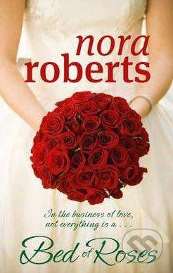Piatkus A Bed of Roses - Nora Roberts cena od 206 Kč