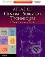 Saunders Atlas of General Surgical Techniques - Courtney M. Townsend, Mark Evers cena od 5 044 Kč