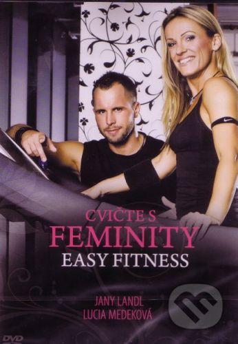 Cvičte s Feminity - cena od 124 Kč