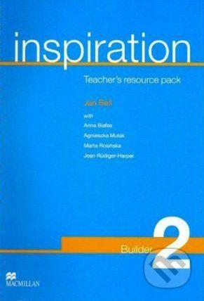 MacMillan Inspiration 2 - Judy Garton-Sprenger, Philip Prowse cena od 880 Kč
