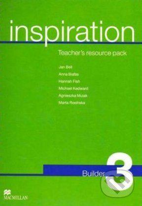 MacMillan Inspiration 3 - Judy Garton-Sprenger, Philip Prowse cena od 928 Kč