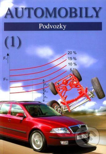 Avid Automobily (1) - Zdeněk Jan, Bronislav Ždánský, Jiří Čupera cena od 305 Kč