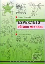 KAVA-PECH Esperanto přímou metodou - Stano Marček cena od 176 Kč
