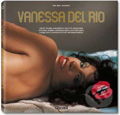 Dian Hanson: Vanessa del Rio cena od 698 Kč