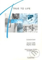 Cambridge University Press True to Life - Elementary - S. Slater, S. Haines cena od 91 Kč