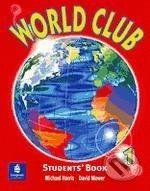 Pearson, Longman World Club 1 - P. Harris, D. Mower cena od 96 Kč