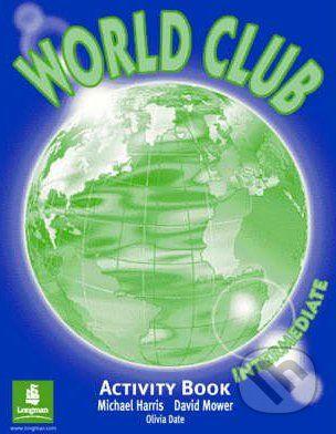 Harris Michael: World Club 4 Intermediate cena od 96 Kč