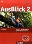 Max Hueber Verlag AusBlick 2 - Kursbuch - cena od 296 Kč
