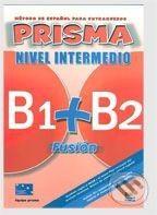 vydavateľ neuvedený Prisma - Nivel intermedio B1+B2 - cena od 472 Kč