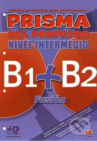 Edinumen Prisma del profesor - nivel intermedio B1+B2 - cena od 484 Kč