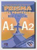 vydavateľ neuvedený Prisma del profesor - nivel inicial A1+A2 - cena od 558 Kč