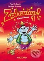 Oxford University Press Zabadoo! 1 - P. Davies, C. Graham cena od 332 Kč