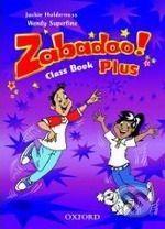 Oxford University Press Zabadoo! Plus - J. Holderness, W. Superfine cena od 329 Kč