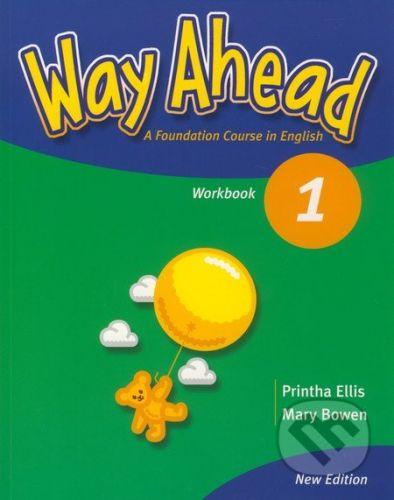 MacMillan Way Ahead 1 - Mary Bowen, Printha Ellis cena od 204 Kč