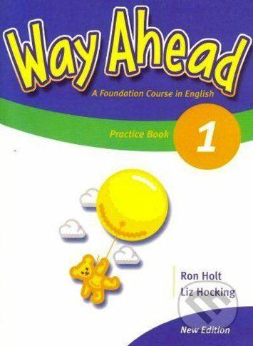 MacMillan Way Ahead 1 - R. Holt cena od 228 Kč