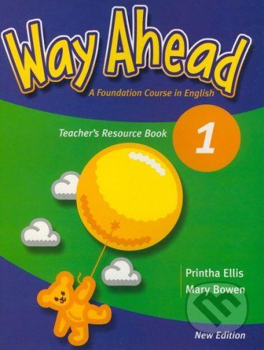 MacMillan Way Ahead 1 - Printha Ellis, Mary Bowen cena od 416 Kč