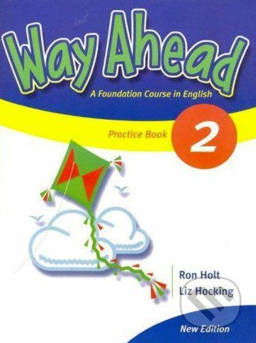 MacMillan Way Ahead 2 - R. Holt cena od 228 Kč