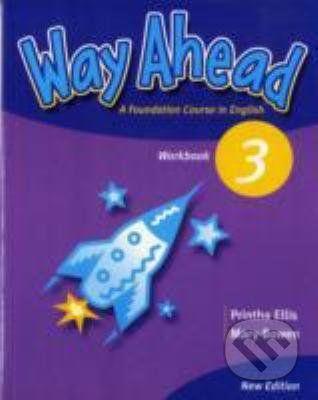 MacMillan Way Ahead 3 - P. Ellis cena od 255 Kč