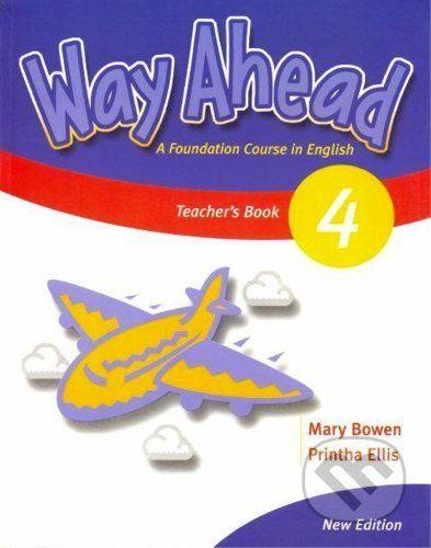 MacMillan Way Ahead 4 - P. Ellis cena od 416 Kč