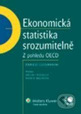 Wolters Kluwer Ekonomická statistika srozumitelně - Enrico Giovannini cena od 340 Kč