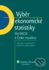 Wolters Kluwer Výběr z ekonomické statistiky - Václav Friedrich, Renata Majovská cena od 94 Kč