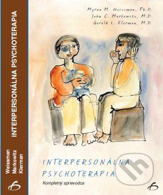 Vydavateľstvo F Interpersonálna psychoterapia - Myrna. M. Weissman, John C. Markowitz, Gerald L. Klerman cena od 227 Kč