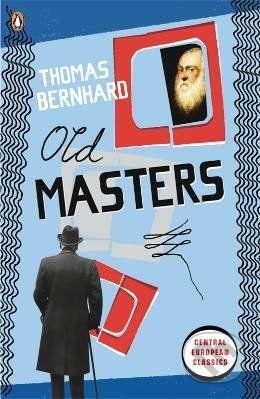 Penguin Books Old Masters - Thomas Bernhard cena od 206 Kč
