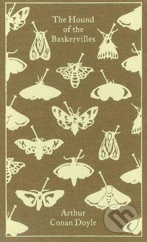 Penguin Books The Hound of the Baskervilles - Arthur Conan Conan Doyle cena od 344 Kč