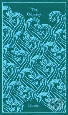 Penguin Books The Odyssey - Homer cena od 344 Kč