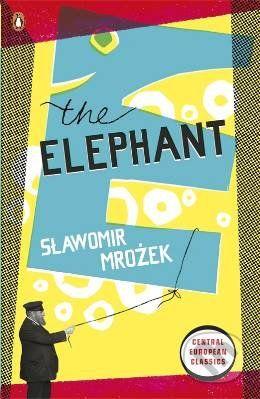Penguin Books The Elephant - Slawomir Mrozek cena od 206 Kč