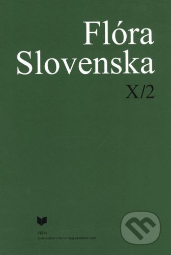 VEDA Flóra Slovenska X/2 - cena od 222 Kč