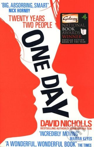 Hodder and Stoughton One Day - David Nicholls cena od 294 Kč