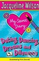 Random House My Secret Diary - Jacquline Wilson cena od 235 Kč