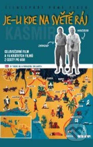 Je-li kde na světě ráj - Kašmír - 2 DVD digipack v šubru cena od 195 Kč