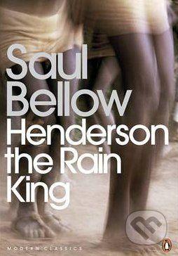 Penguin Books Henderson the Rain King - Saul Bellow cena od 298 Kč