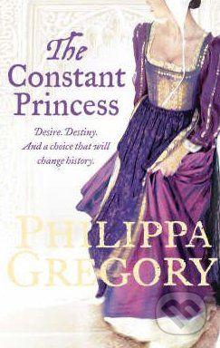 Harper Constant Princess - Philippa Gregory cena od 173 Kč