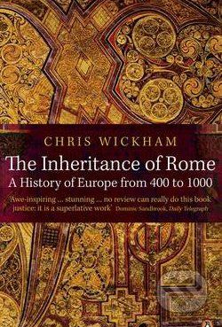 Penguin Books The Inheritance of Rome - Chris Wickham cena od 367 Kč
