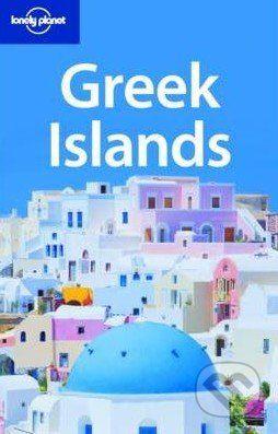 Lonely Planet Greek Islands - cena od 512 Kč