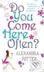 Potter Alexandra: Do You Come Here Often? cena od 192 Kč