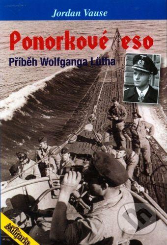Jordan Vause: Ponorkové eso cena od 194 Kč