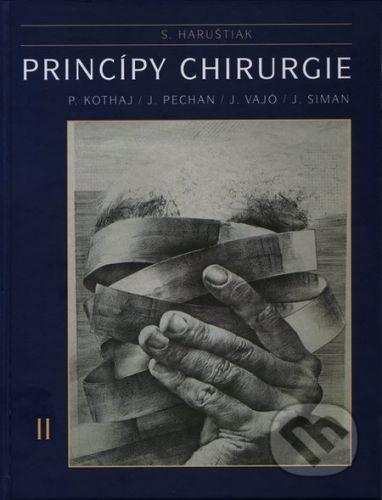 Slovak Academic Press Princípy chirurgie - 2. diel - S. Haruštiak a kolektív cena od 946 Kč