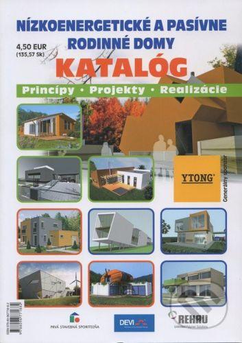 Antar Nízkoenergetické a pasívne rodinné domy - Katalóg - cena od 98 Kč