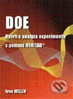 InterQuality DOE - Návrh a analýza experimentu s pomocí MINITAB - Ivan Miller cena od 297 Kč